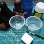 レザーの染色 ムラ無く綺麗に染色する方法